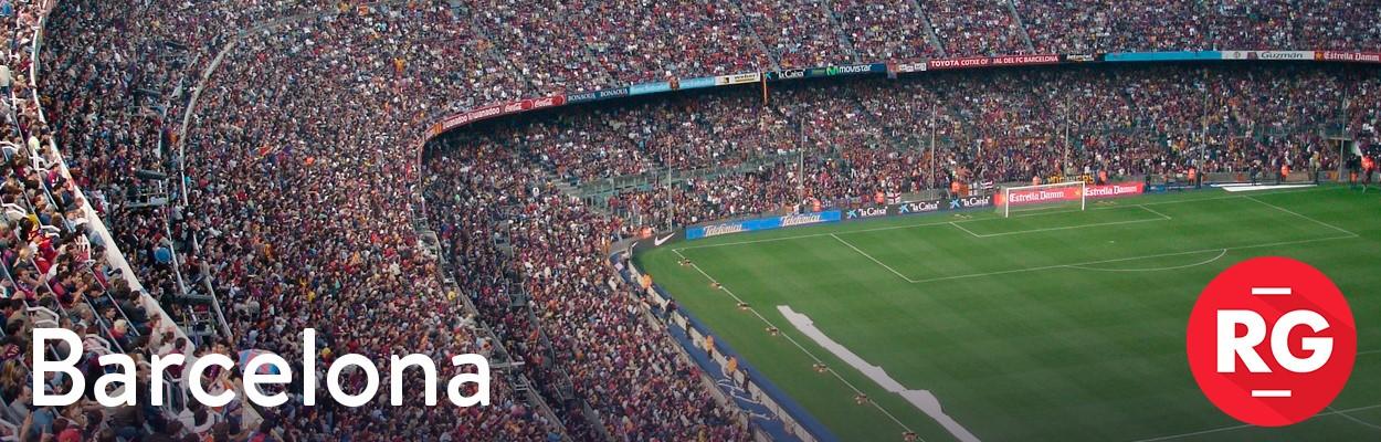 fotballtur barcelona